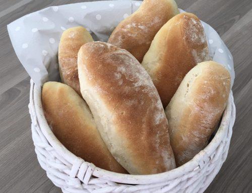 Ciabatta – Brötchen